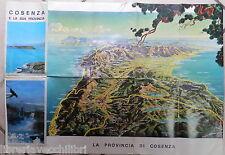 COSENZA E LA SUA PROVINCIA EPT Calabria Viaggi Itinerari Turismo Sud Italia di