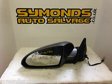 2005 Nissan Primera P12 NS LH Passenger side door mirror