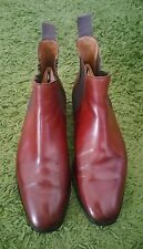 114- Boots chukka marron Crockett & Jones CHELSEAS 6E/40 bon état