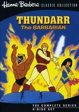 Hanna-Barbera Classic Collection: Thundarr the Barbarian - (2010, DVD NEW) DVD-R