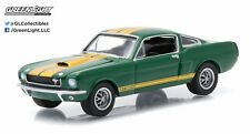 1:64 GreenLight *GL MUSCLE R14* Green 1966 Shelby GT-350H Mustang  *NIP*
