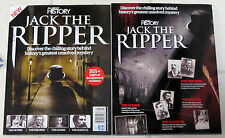 JACK The RIPPER Mystery ALL ABOUT HISTORY Issue # 2 DOCUMENTS & EVIDENCE 165 +Pg