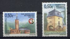 39953) LUXEMBOURG 2006 MNH** Tourism 2v