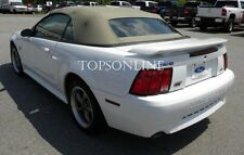 Ford Mustang 94-04 Convertible Top with Tinted Glass Window OE Haartz Sailcloth