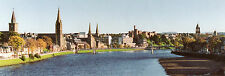 OLD POSTCARD - SCOTLAND - Inverness - Panorama - Colin Baxter