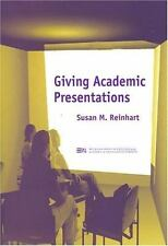 Giving Academic Presentations (Michigan Series in English for Academic & Profess