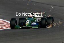 Andrea de Cesaris Jordan 191 belga Grand Prix 1991 fotografía