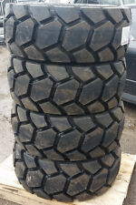 (4-Tires with Wheels) Case 465 75XT 85XT 90XT skid-steer tire size 12-16.5 12165