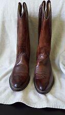 Dan Post Cowboy Boots Size 10