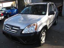 Honda : CR-V 4WD LX Auto