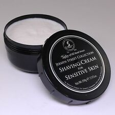 Jermyn Luxury Shaving Cream for Sensitive Skin 150g, Taylor of Old Bond St