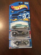 3 Hotwheels Cars Matel Wheels