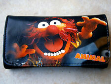 ANIMAL DRUMMER ROLLING TOBACCO POUCH CASE WALLET CIGARETTE QUALITY MUPPETS SHOW