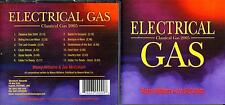 Mason Williams & Zoe McCulloch cd- Electrical Gas,Classical gas 2005