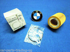 BMW e60 525Li 530Li Oil Filter NEW N52 N52N Engine Motor New 11427566327 7566327