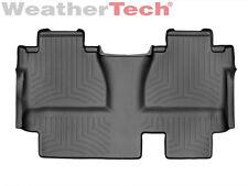 WeatherTech® FloorLiner - Toyota Tundra Double Cab - 2014-2016 - 2nd Row - Black
