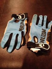 90s VTG Pearl Izumi MTB Gloves Men's XSmall With Leather Palms