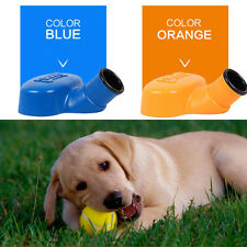 Dog Tennis Ball Toy Launcher for Pet Training Throw Fetch Auto Play Outdoor New