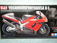 Tamiya 1/12 Suzuki YOSHIMURA HAYABUSA X1 Model Bike Kit #14093