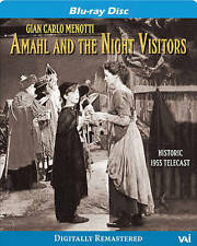 Gian Carlo Menotti - Amahl and the Night Visitors (Blu-ray Disc, 2015)