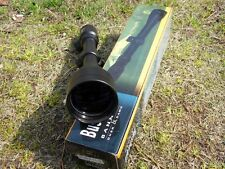 Telescope Bushnell 4-12x56E Optical Rifle Scope W/Two Rings Air soft Sight