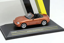 Mazda Roadster Baujahr 2001 orange 1:43 First43 Models