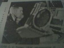 magazine item - 1970 - lt col c j turner usaf hughes aircraft co fullerton