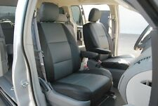FORD FREESTAR 2004-2006 LEATHER-LIKE CUSTOM FIT SEAT COVER