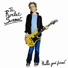 "The Rocket Summer - ""Hello, Good Friend"" (2008)  CD  NEW  SPEEDYPOST"