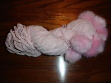 Red Heart Boutique Yarn Chic Polyester NEW 3.5 oz Blush pink 1 ball