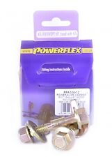 KIT DE BOULON POWERFLEX POWERALIGN CARROSSAGE FIAT PUNTO MK1 1993-1999