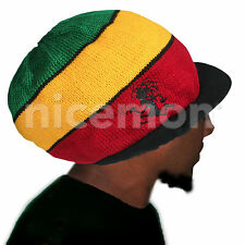 Soul Mon Rasta Roots Hat Cap Crown Reggae Marley Jamaica Rastafari M to L Fit