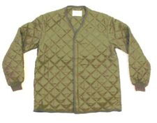 Belgian Military Quilted Large Jacket