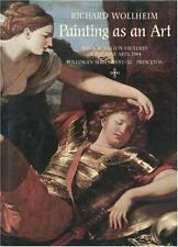 Painting As an Art (A W Mellon Lectures in the Fine Arts)-ExLibrary