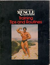 The Best of Joe Weider's MUSCLE & FITNESS bodybuilding book/MIKE MENTZER