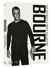 Bourne: The Ultimate 5-movie Collection (with Digital Download) [DVD]