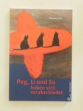 Monika Pelz Peg Li und Su haben sich verabschiedet Jungbrunnen Verlag