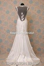 UK 1559 1920s 1930s vintage inspired wedding dress dresses 1920s 1930s 20s 30s