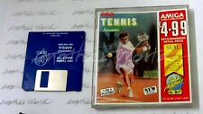 Pro Tennis Simulator (Codemasters) Amiga Game - Jewel Case Edition - Complete