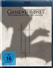 GAME OF THRONES, Staffel 3 (5 Blu-ray Discs) NEU+OVP
