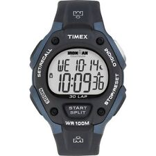 "Timex T5H591, Men's ""Ironman Triathlon"" 30-Lap Resin Watch, Alarm, T5H5919J"