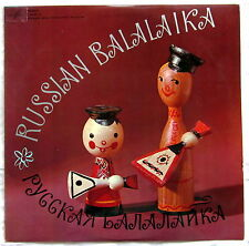 LP (s) - RUSSIAN BALALAIKA - Orchestra of the Soviet Army Song and Dance Esemble