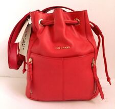 BNEW COLE HAAN felicity Drawstring Bag