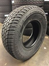4 NEW 35 12.50 17 Ranger R404 AT Tires 10 Ply 35x12.50-17 Truck 35x12.50x17