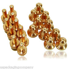 20pcs For Miller ICE-25C Air Plasma Cutter Cutting Consumables 176655 176656 25A