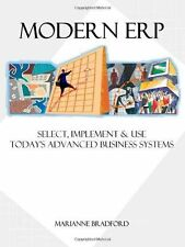 Modern ERP: Select, Implement & Use Today's Advanced Business Systems
