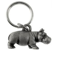 Hippopotamus Keychain - Hippo Keychain