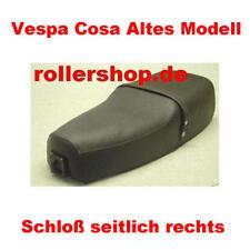 Sitzbankbezug für Vespa Cosa Alt, die mit Schloß seitlich