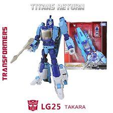 TAKARA TOMY TRANSFORMERS HEADMASTER LG-25 BLURR