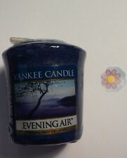 YANKEE CANDLE EVENING AIR VOTIVE HUNDREDS LISTED RARE AND AWESOME